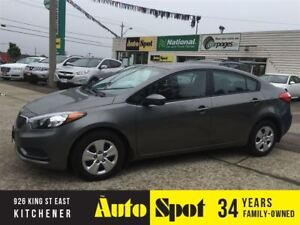 2014 Kia Forte LX/ WE FINANCE !/PRICED FOR A QUICK SALE!!