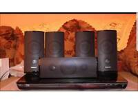 Sony blu ray 3d theatre system