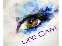 Lifecamer recruit