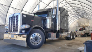 2014 Peterbilt 389 like a brand new with Fully Rebuilt ISX.