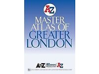 AZ Master of atlas London 2017 for topographical test