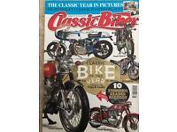 Classic Bike magazines