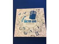 Doctor Who Colouring Book, Brand New
