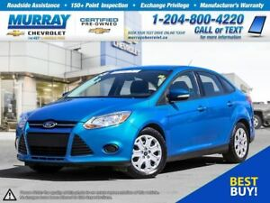 2013 Ford Focus SE *Accident Free, Traction Control*