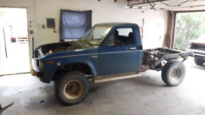 Parting out 82 toyota 4x4