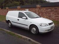 2005 Vauxhall Astra van Envoy Cdti No Vat