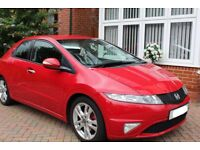 Honda Civic Si 2010 1.8 i-VTEC Si (Red) *LOW Mileage* *Excellent Condition*