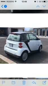 Smart mercedes fortwo pure 2011