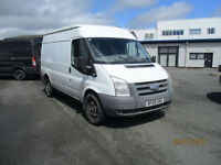 2008 Ford Transit 2.4 TDCi Duratorq 140PS 330M MEDIUM SIZE MWB MEDIUM ROOF FSH