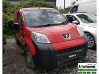 Peugeot bipper 1.4d ****BREAKING ONLY