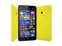 NOKIA LUMIA 1320 6 INCH MOBILE PHONE ON EE OR VIRGIN
