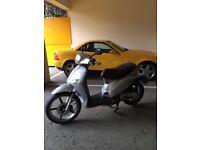 2007 PIAGGIO LIBERTY 50CC £499