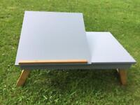 Folding laptop table from the Futon Company