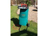Bosch garden shredder. AXT Rapio 2200