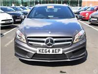 Mercedes Benz A A A180 1.5 CDI B/E AMG Sport 5dr Aut