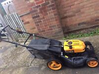 McCulloch 190 cc Self Propelled Lawn Mower - 2 for sale