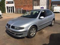 2005 Seat Leon 1.6 16v 2005MY SXpetrol manual