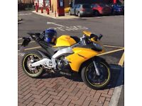 Selling this bike due to passing my driving licence recently. Great bike has never let me down!
