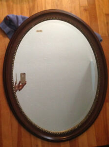 Choice of 2 Oval Mirrors