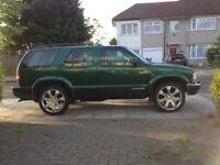 Chevrolet Blazer LT V6 4.3 petrol 2001 + PRINS VSI LPG