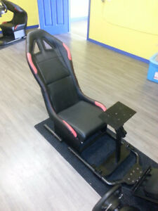 Race simulator seat I have two one is $150 one is $250
