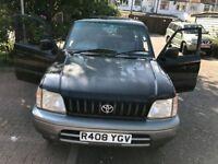 Toyota Land Cruiser Colorado 3.0 TD GS 3dr Strong Car @07445775115