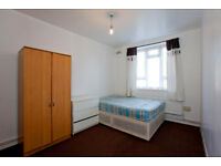 LARGE ROOMS FOR RENT IN MILE END/BOW AREA ZONE £135 PER WEEK