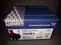 Grundfos Alpha2 L 15-50 130 circulating pump 1 x 230V, 50 Hz