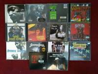 Snoop Dogg, Dr Dre & Death Row Related CDs