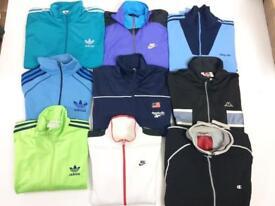 Vintage 9 Branded Sportswear tracksuit top wholasale grade A