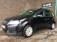 VW TOURAN TDI DIESEL **7 SEATS**1 FORMER KEEPER**