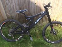 Specialized Big Hit 2 Down Hill Mountain Bike