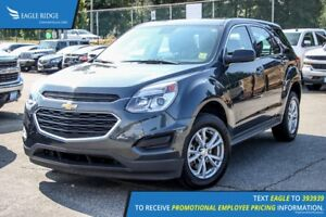 2017 Chevrolet Equinox LS Satellite Radio and Backup Camera
