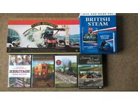 Railway DVDs