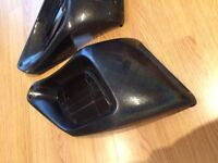 Gilera runner vents gloss with sparkle effect