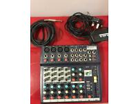 Soundcraft Notepad 124 mixer SW4