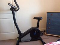 Great condition Roger Black exercise bike
