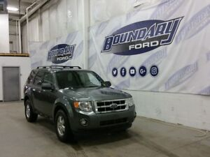 2011 Ford Escape XLT W/ Leather, V6, Sunroof, Heated Seats