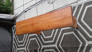 Rustic bench for sale