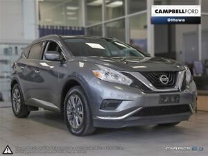 2016 Nissan Murano S LOADED-WITH NAV--ONLY 1 AT THIS PRICE