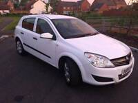 2008 . 1.3 diesel vauxhall astra special edition