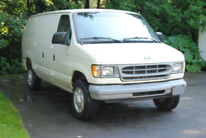 1997 Ford ECONOLINE E-250 VAN.CHANGED ENGINE GOOD WORKING