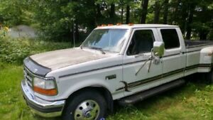 1994 Ford F-350 XLT Camionnette