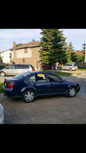 2002 Volkswagen Jetta 1.8T Clean Nothing to Do  Car drives super