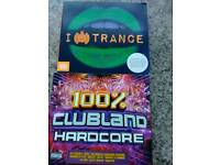 Clubland and trance cds