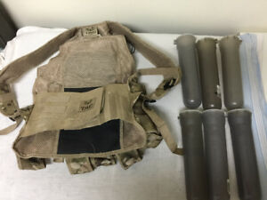 Vtac echo paintball vest