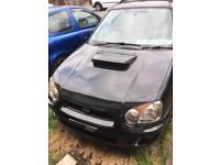 Subaru Impreza wrx sti add Ons