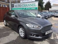 Ford Mondeo 2.0 TDCi ECOnetic Titanium 5dr (start/stop)£10,440 . 1 YEAR FREE WARRANTY. NEW MOT