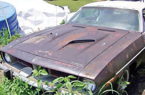 WANTED 1974 Plymouth Cuda Parts