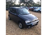 2002 Fiat Seicento 1.1 6 Months MOT Service History 2 Former Keepers Cheap Car